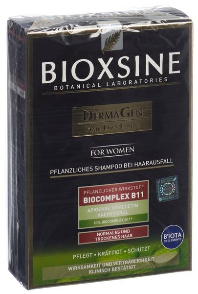 Bioxsine Femina Shampoo während/nach Schwangerschaft 300 ml