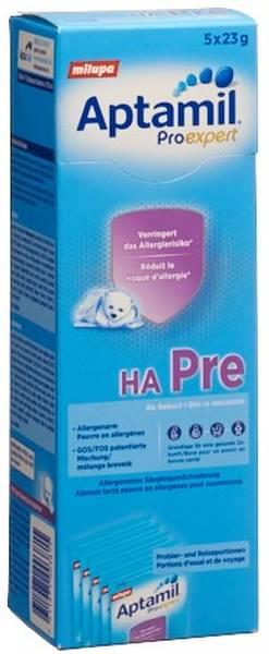 Milupa Aptamil HA Pre Portionen 5 Btl 23 g